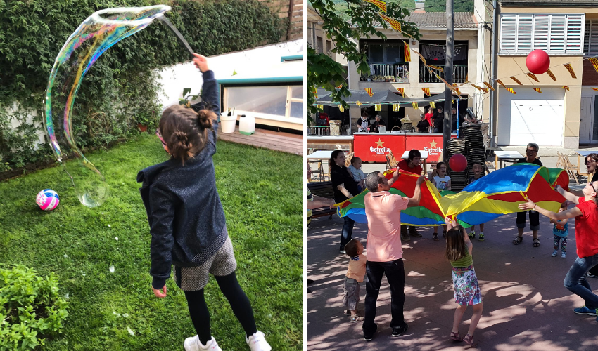 Jocs I Animació Infantil Per A Una Festa D'aniversari