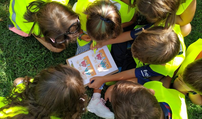 Gimcana Infantil Activitat Festa