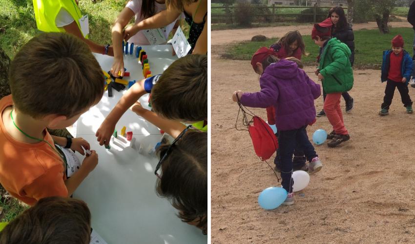 Gimcana Infantil Festa Aniversari